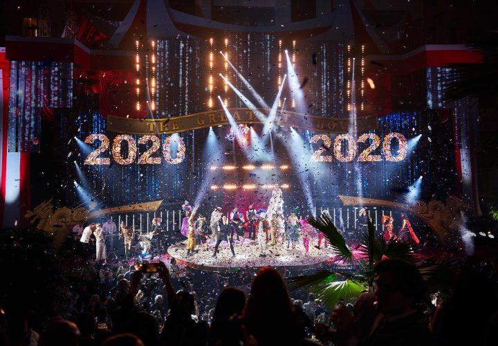 Hilton's New Year's Eve 2019/2020